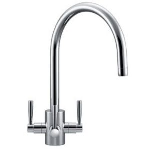 Franke Olympus 3-Way Tap Chrome